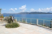 #0412, Beachfront house in Lefkada